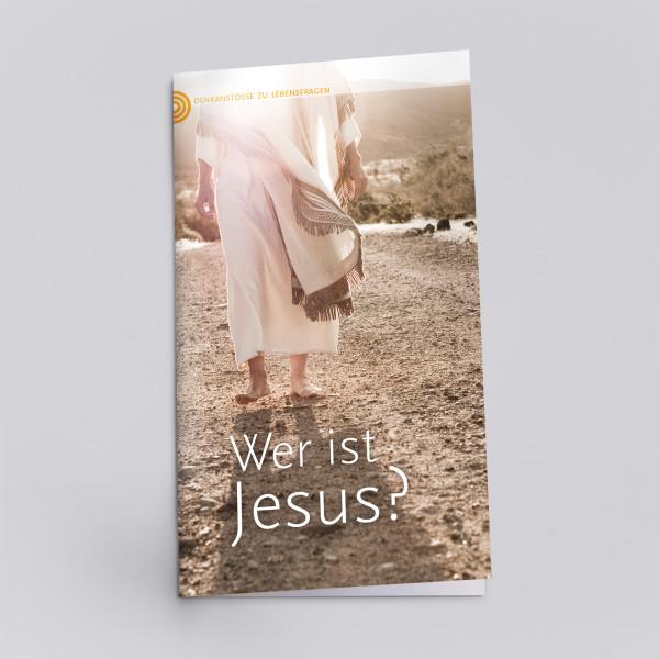 wer ist Jesus