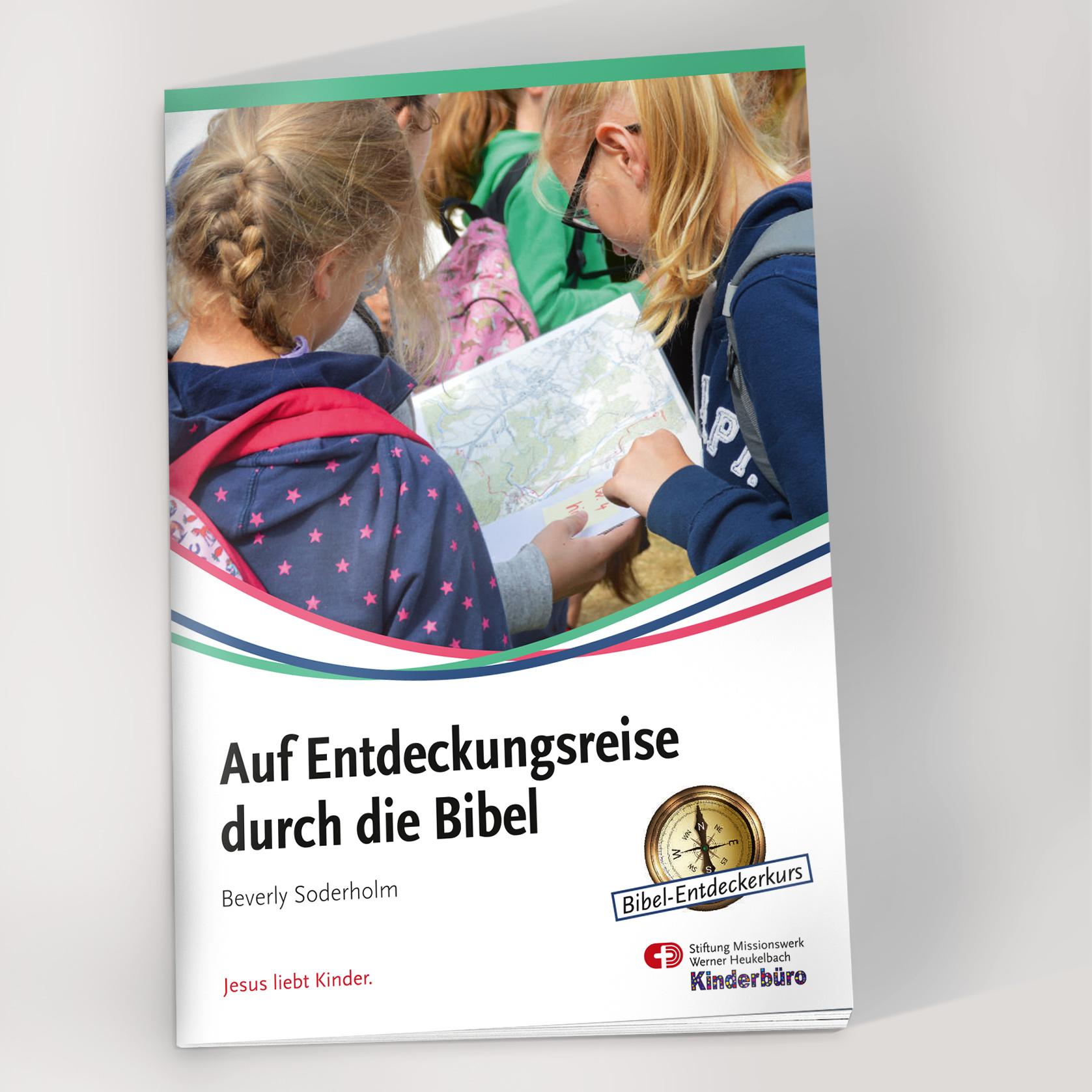 Auf Entdeckungsreise durch die Bibel   Kinderbibelkurs   Heukelbach Shop