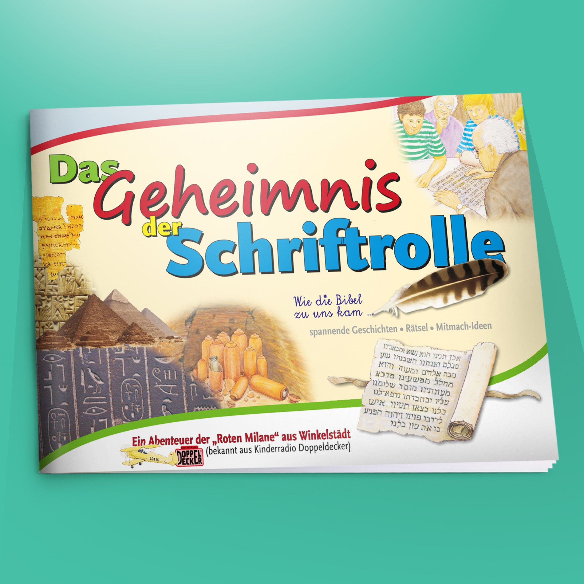 Schriftrolle