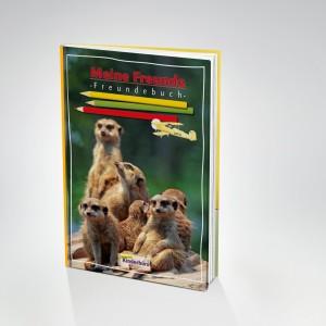 Meine freunde. Ein Freundesbuch für Kinder