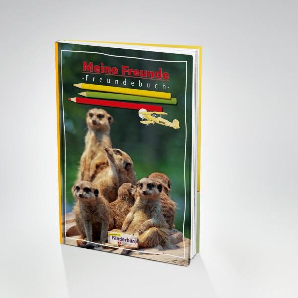 Meine Freunde – Freundesbuch