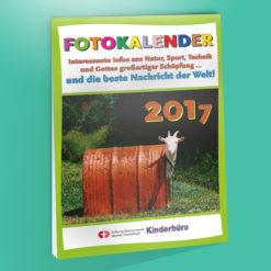 Fotokalender für Kinder ab 8 Jahren