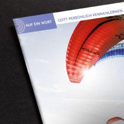 Kennenlern-Set Info-Hefte Auf ein Wort