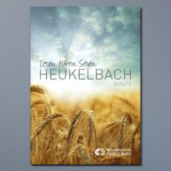 Ein Katalog über alle Produkte von Heukelbach im Jahr 2016/2017
