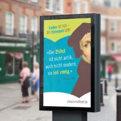 Kampagnen-Plakate