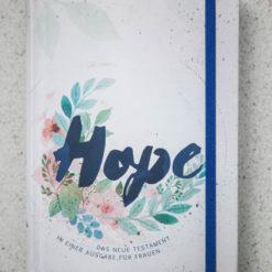 Hope - Das Neue Testament für Frauen punktet mit schöner Gestaltung