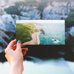 Set aus 10 Postkarten