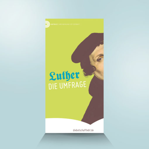 Luther - die Umfrage
