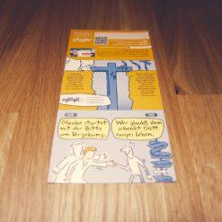 Faltkarte