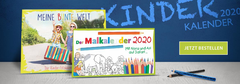 Kinder Kalender 2020 Heukelbach
